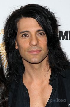 Criss Angel So shoot me, he is my muse.