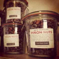 Pinon nuts from New Mexico