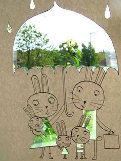 wonkybutton: bunnyrellas