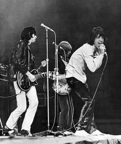 gimmie shelter #TheRollingStones #RollingStones