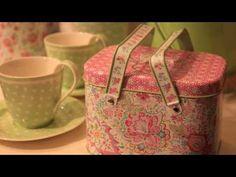 Sisustus Fanny - Kevät 2010 - YouTube