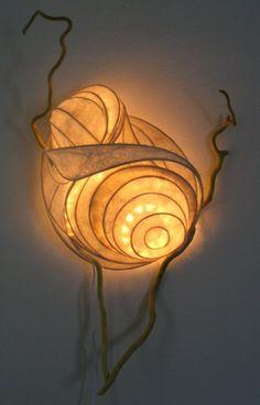 Light Sculpture Moods Of The Sky by illuminarysculpture on Etsy