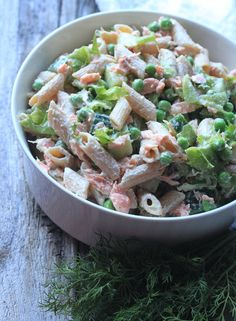 Good Food, Yummy Food, Bon Appetit, Pasta Salad, Food Inspiration, Potato Salad, Food And Drink, Health Fitness, Favorite Recipes