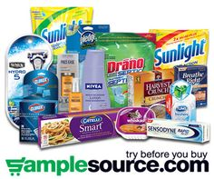 FREE Samples from SampleSource - Freebies 20 Free Samples Canada, Free Samples By Mail, Free Stuff By Mail, Get Free Stuff, Free Mail, Free Sample Boxes, Free Boxes, Freebies By Mail, Free Subscriptions