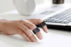 Lap Desk, Yanko Design, Conceptual Design, Fitness Tracker, Modern Industrial, Industrial Design, Fingers, Amazon Gadgets, Objects