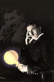 Nikola Tesla- Um homem a frente de seu tempo