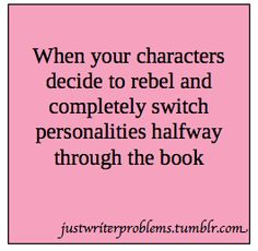 Dammit this happens all the time to me. Dammit Tyler Williamson. Dammit Noëlle. Dammit Raja Deveaux. Dammit all of you characters.
