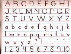 letter formation printables here is a diagram showing the zaner rh pinterest com zaner bloser handwriting grade k student book zaner bloser handwriting grade 4 spanish