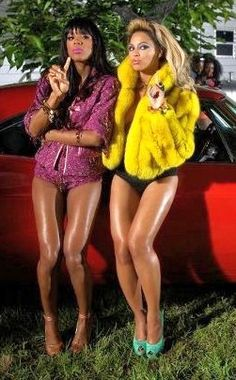 Hot girls under skirts naked