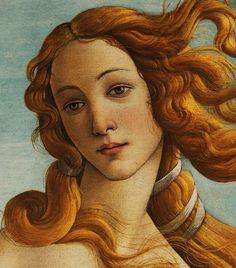Regilla ⚜ Birth of Venus, Botticelli