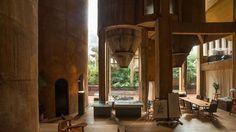 La fábrica de cemento abandonada que se convirtió en un proyecto arquitectónico impresionante - 09.03.2017 - LA NACION