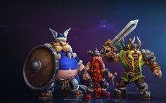 The Lost Vikings - Olaf, Erik and Baleog by Mr--Jack on DeviantArt