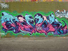 Revok MSK T7L AWR LosAngeles Graffiti Art by anarchosyn, via Flickr