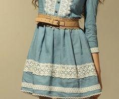 Purdy lil dress