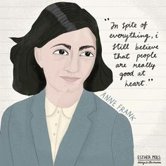 I always wanted to draw Anne Frank but i found it hard to capture her. Maybe because i cannot see Anne without seeing one of the most horrible periods in history. Wich, contrary to what people sometimes say, is not that long ago... why don't we take more lessons from it? esthermols. #annefrank #annefrankhouse #annefrankhuis #portraitillustrator Bible Quotes, Bible Verses, Maira Kalman, Art Drawings, Sisters, Portraits, Illustrations, Artists, Instagram