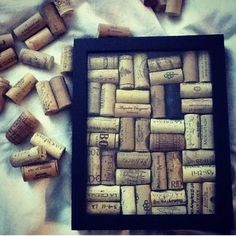 Cute DIY art.