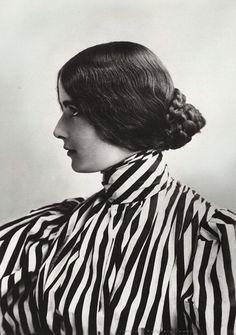 carolathhabsburg:  Cleo de Merode. Circa 1896