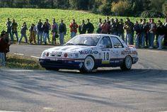 Ford Sierra RS Cosworth 4x4 rally car
