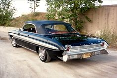 1961 Oldsmobile Starfire convertible..Re-pin..Brought to you by #CarInsurance #EugeneOregon and #HouseofInsurance
