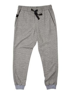French Terry Basic Track Pant