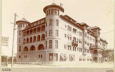 Castle Green Hotel, Pasadena, CA -1900