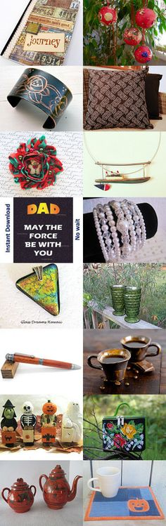 Autumn Colors by nadya mendik on Etsy--Pinned+with+TreasuryPin.com