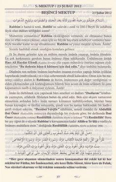 Hıfz-ı İman Namazı - Cübbeli Ahmet Hoca'dan Dua ve Zikirler