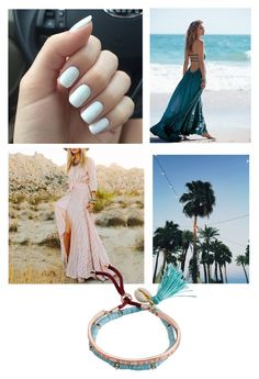 """Summer Aesthetic"" by giulia-ostara-re ❤ liked on Polyvore featuring art"