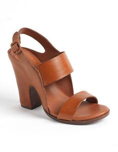 897b97e84 KORK EASE Sloane Wedge Sandals Pretty Shoes