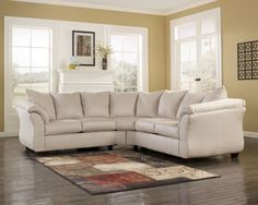 Ashley Darcy Stone Sectional