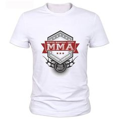 2016 hommes Fitness t-shirts manches courtes Workout MMA  Exercise Designer homme Shapers collants rapide