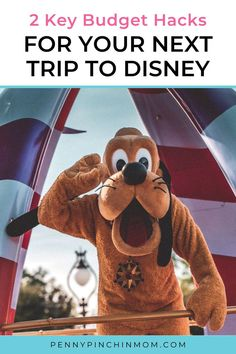 If you don't want that Disney magic to carry you away to budget Neverland then you will want to follow these money saving budget hacks.