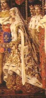 Today in Tudor History... 1369 –  Death of Blanche of Lancaster.She was a member of the English royal House of Plantagenet, daughter of the kingdom's wealthiest and most powerful peer, Henry of Grosmont, 1st Duke of Lancaster. She was the first wife of John of Gaunt, 1st Duke of Lancaster, and the mother of King Henry IV
