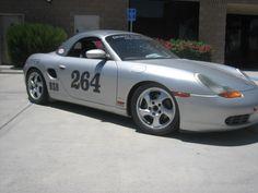 Race spec Porsche Boxster 986
