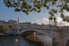 Bridge over the River Seine, Paris