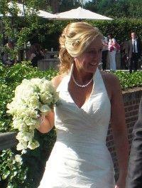 Bruidsmake-up aan huis verzorgd door Hairclusief