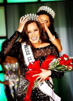 The Beautiful Stacie Juris Crowned Miss Illinois USA 2013