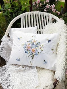 Check out this item in my Etsy shop https://www.etsy.com/listing/545522968/romantic-floral-hand-embroidered-pillow