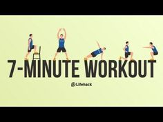 7-Minute Workout - YouTube