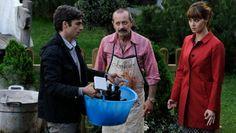 Un boss in salotto: una clip dal film, nuove foto e una featurette con Luca Argentero