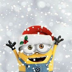 31 Ideas For Funny Christmas Pictures Minions Quotes Amor Minions, Minions Bob, Minions Despicable Me, My Minion, Minions Quotes, Minion Stuff, Evil Minions, Minion Banana, Cute Minions Wallpaper