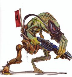 oddworld characters - Google Search