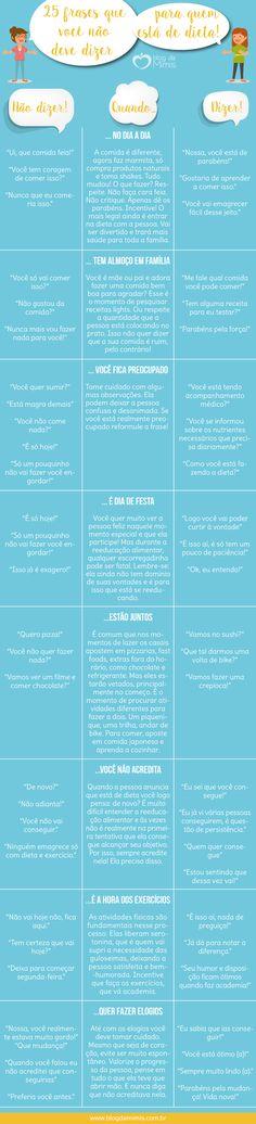 25 frases que você n