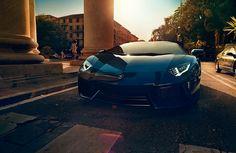 Lamborghini Magazine Editorial on Behance