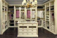 гардеробная комната прованс - Поиск в Google