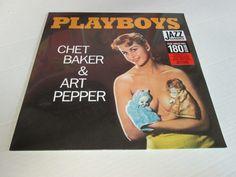 #vvmo #vinyl #bingem Chet Baker & Art Pepper racy cover!