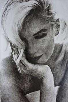 Marilyn Monroe by Bert Stern 1962