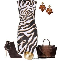 """""""Leopard"""" by oribeauty-cosmeticos on Polyvore"""