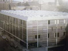 Louis Kahn, Centrum Studiów Sztuki Brytyjskiej Uniwersytetu Yale, New Haven, Connecticut, 1969-1978