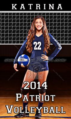 volleyball portraits - Google Search